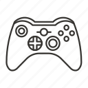 controller, game, gamepad, joystick, xbox icon