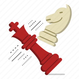 checkmate, chess, fun, games, king, knight, strategy icon