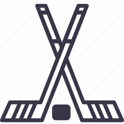 fun, game, hockey, ice, skeeing, sports icon