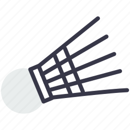 badminton, entertainment, game, net, shuttlecock, sport, sports icon