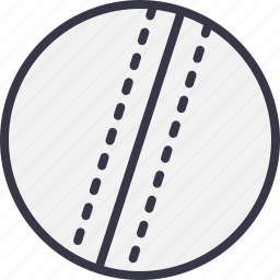 ball, bowling, cricket, game, sport, sports, test icon
