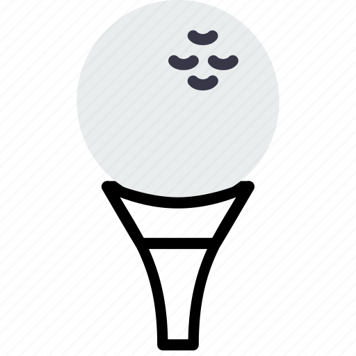 aim, ball, game, golf, sport, sports, stick icon