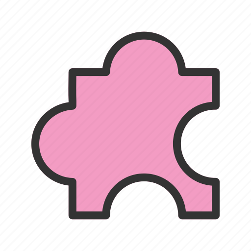 cube, game, jigsaw, pieces, puzzle, shape, wooden icon