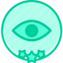 eye, find, level 3, view, vision