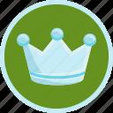 crown, silver, trophy, royal, premium, achievement