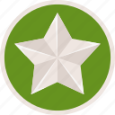trophy, winner, badge, prize, achievement, star, medal, bronze icon
