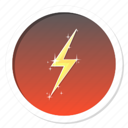 arrow, battery, bolt, charge, connect, danger, electric, electricity, energy, lightening, plug, power, shock, shock hazard, supply, thunder, thunderbolt, upgrade, warning icon