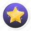 achievement, acknowledge, acknowledgement, award, badge, best, challenge, conquest, first, game, gamification, gold, golden star, medal, member, membership, praise, premium, prize, proof, rank, ranking, reward, star, subscription, trophy, victory, win, winner icon