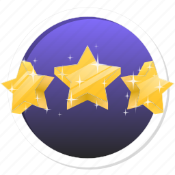 achievement, acknowledge, acknowledgement, award, badge, best, challenge, conquest, first, game, gamification, gold, golden stars, medal, member, membership, praise, premium, prize, proof, rank, ranking, reward, stars, subscription, trophy, victory, win, winner icon