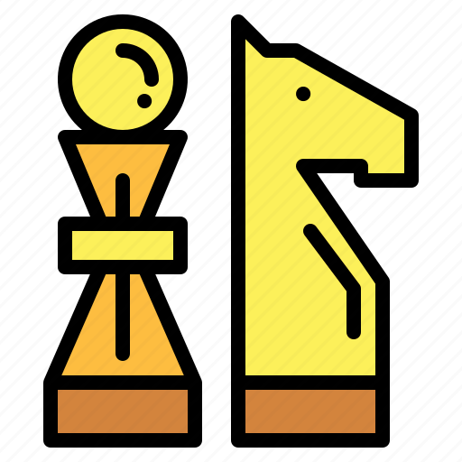 board, chess, game, sport icon