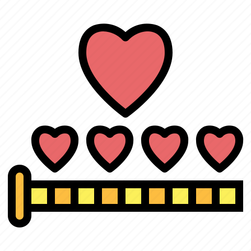 game, heart, hearts, life, poker, shapes icon