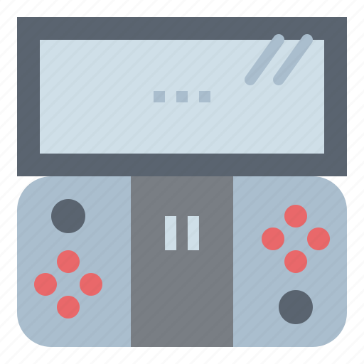 console, device, game, gamer, gaming, multimedia, portable icon