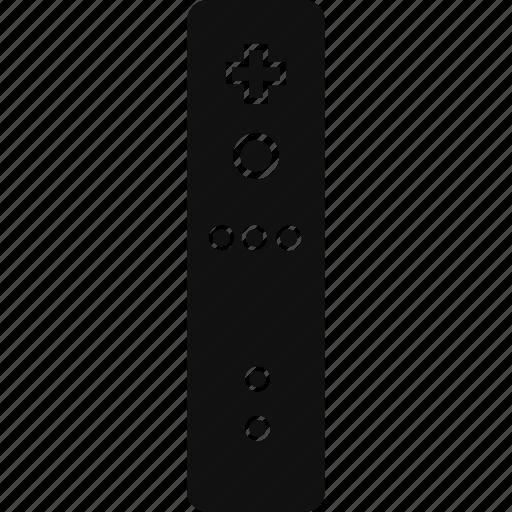 controller, game, remote, remote control icon