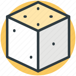 box, cube, element, hollow cube, ui icon