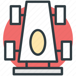 fly rocket, missile, rocket, rocket launch, spacecraft, spaceship icon