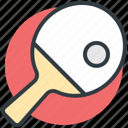 ping pong, sports, table tennis bat, tennis equipment, tennis racket icon