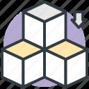 blocks, boxes, cubes, square box, squares