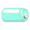 can, garbage, tin, trash icon