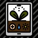automatic, farm, monitor, plant, smartfarm, technology