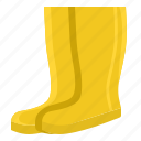 boots, garden, pvc, safety, shoes