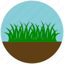 eco, ecology, environment, garden, grass, nature icon