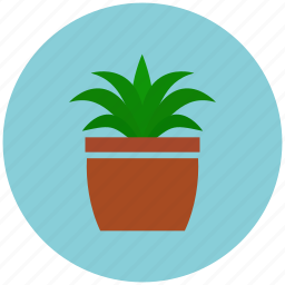 crop, garden, growing, growth, plant, plant pot icon
