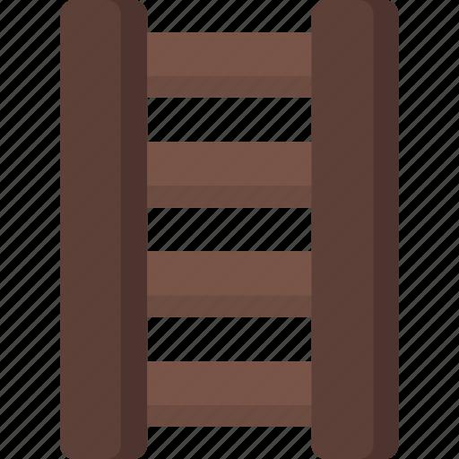 construction, equipment, ladder, repair, tools, work icon