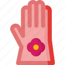 farm, flower, garden, gardening, glove, gloves icon