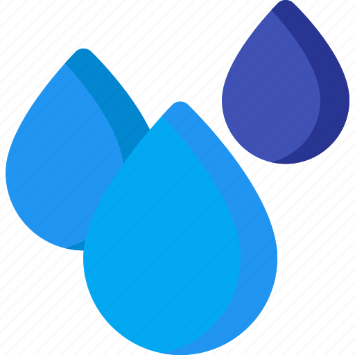 beverage, drink, drop, drops, rain, rainny, water icon