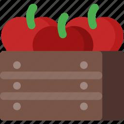 apple, food, fruit, fruits, health, healthy, vegetable icon