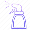 equipment, gardening, spray, sprayer, sprinkler, tools icon