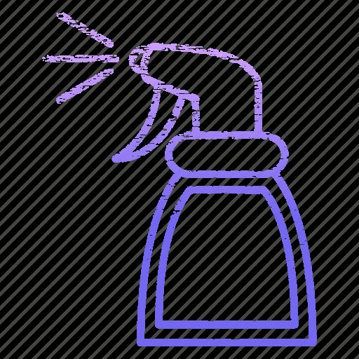 equipment, gardening, spray, sprayer, sprinkler, tools icon