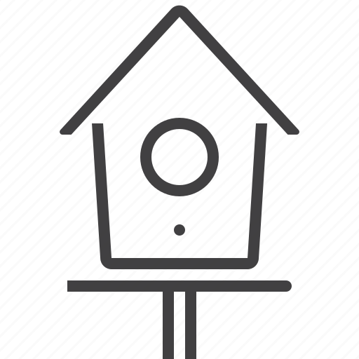 Bird, box, home, house icon - Download on Iconfinder