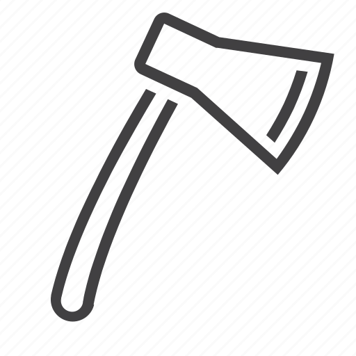 Ax, axe, hatchet icon - Download on Iconfinder on Iconfinder