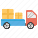 cargo, delivery, delivery service, logistics delivery, package delivery icon