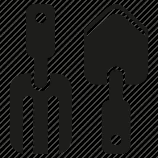 dip, draw, scoop, shovel, spade, tool icon