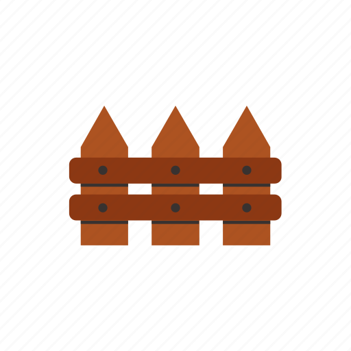 fence, garden, gardening, nature, wood icon