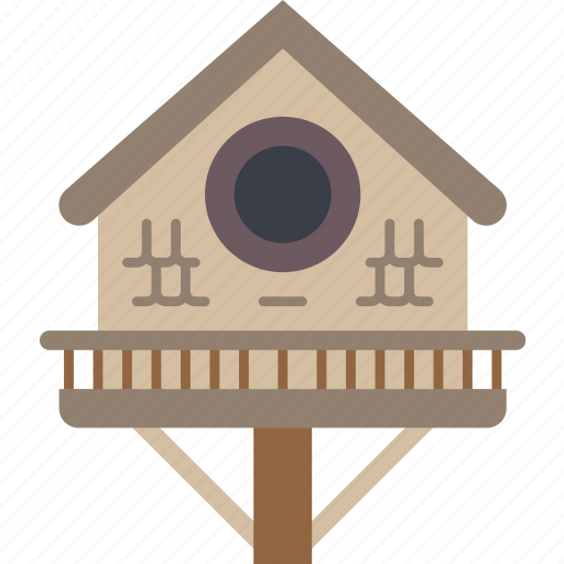 bird, garden, gardening, grow, house, plant icon