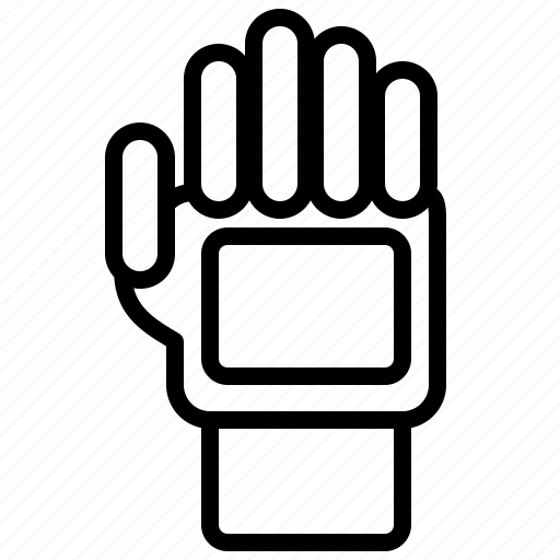 Farming, gardening, glove, tool icon - Download on Iconfinder