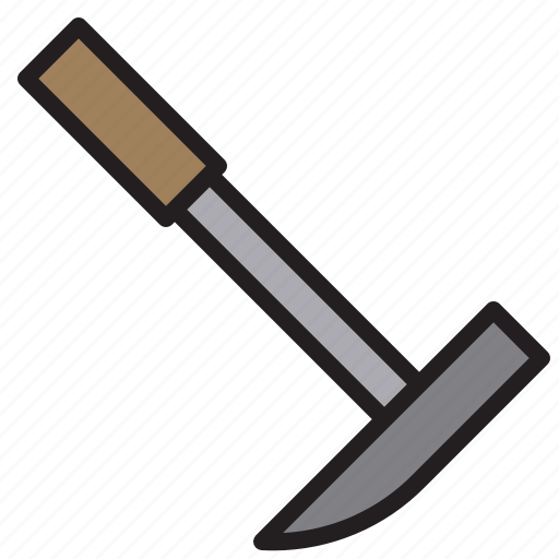 Farming, gardening, hammer, tool icon - Download on Iconfinder