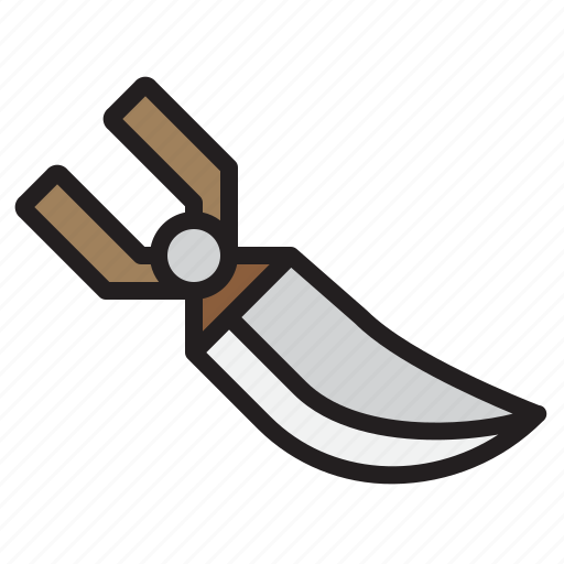 Farming, gardening, shears, tool icon - Download on Iconfinder