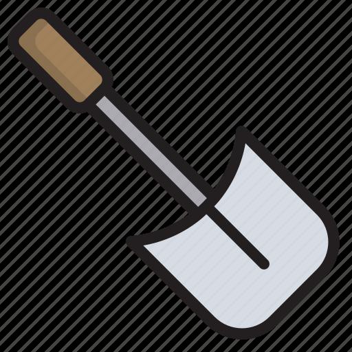farming, gardening, shovel, tool icon