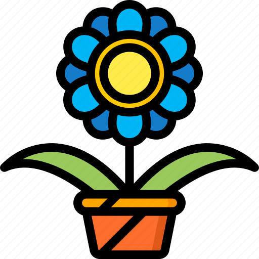 flower, garden, gardening, grow, plant icon
