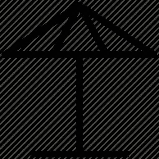 canopy, cover, parasol, protection, shade, sunshade, umbrella icon