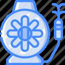 garden, gardening, grow, hose, plant icon