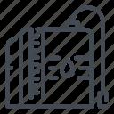 cistern, factory, fuel, gas, gasoline, oil icon