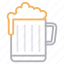 alcohol, beer, champagne, drink, wine icon