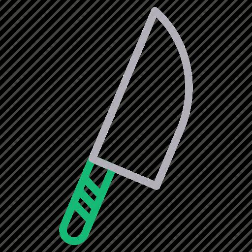 cut, kitchen, knife, tools, utensils icon
