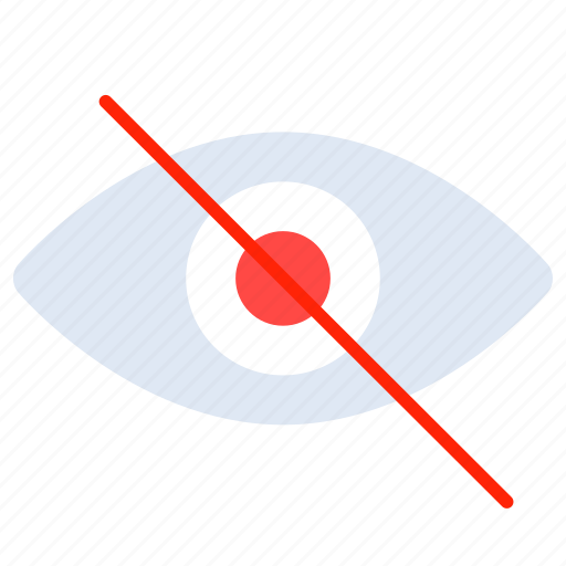 Block, data protection, eye, hidden, privacy, private icon - Download on Iconfinder