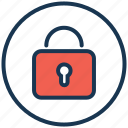 data privacy, gdpr, locked, password, private, protection, security icon